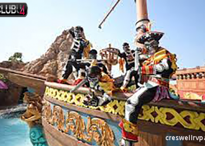 สวนสนุกที่ดีที่สุดในกรุงเทพ