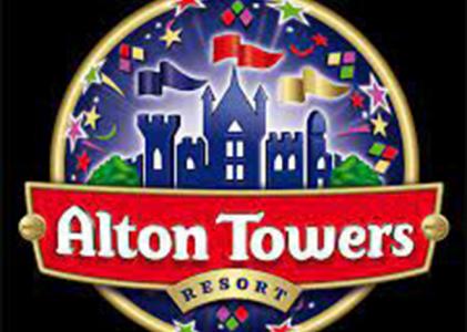 สวนสนุก Alton Towers ในประเทศอังกฤษ