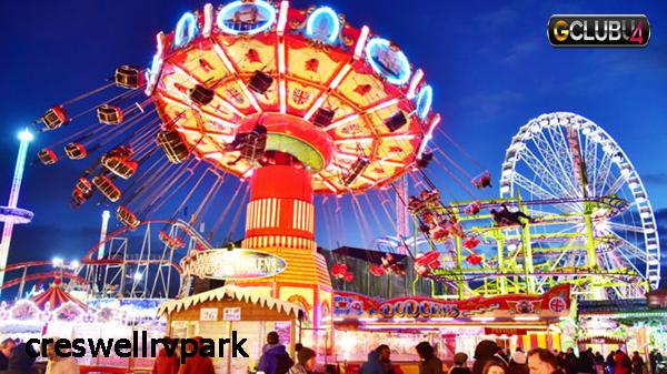 สวนสนุกที่ดีมีที่ไหนบ้าง